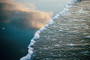 Ocean Reflection