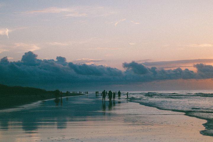 Ocean Sunrise - Torrin Nelson Photography
