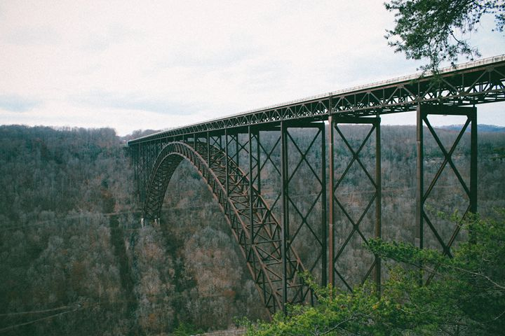 New River Gorge Bridge - Torrin Nelson Photography