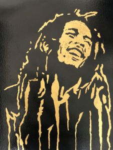 Tribute to Bob Marley - Angel Cordero