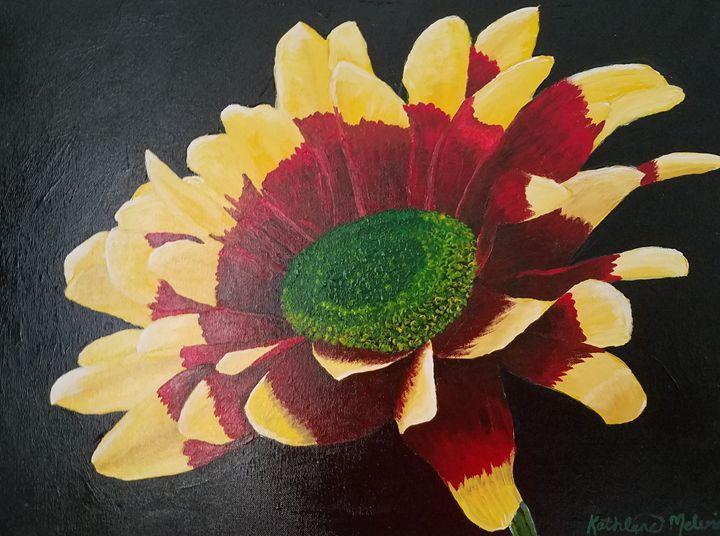 Flower in the dark - Kathlene melvin