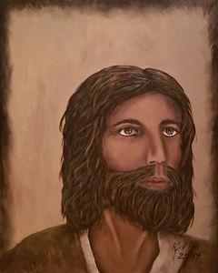 Painting Jesus