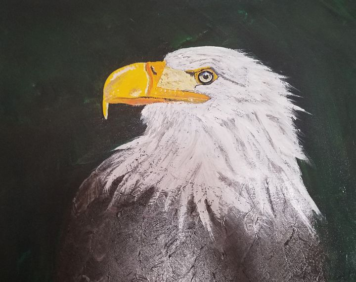 Eagle - Kathlene melvin