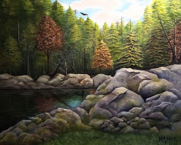 Dreaming of Canada - Kathlene melvin