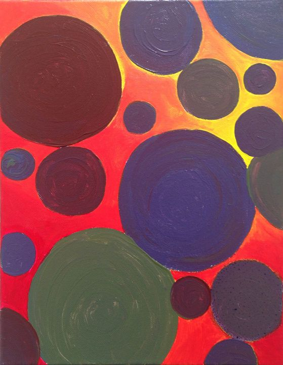 Universe - Kirti Paintings