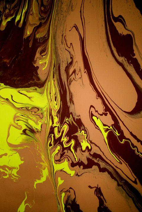 Chocolate mint - Tammie M. Jones