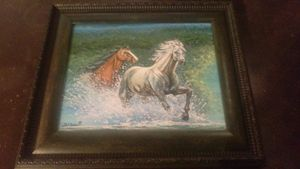 1963 Original Oil Painting signed
