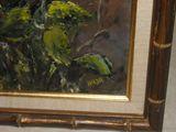 Vintage Oil painting Signed by Hilja