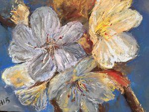 """Flower - Pastel 5x7"""""""