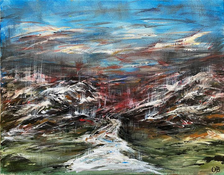 Spirit of Winter - Olivia Bradford