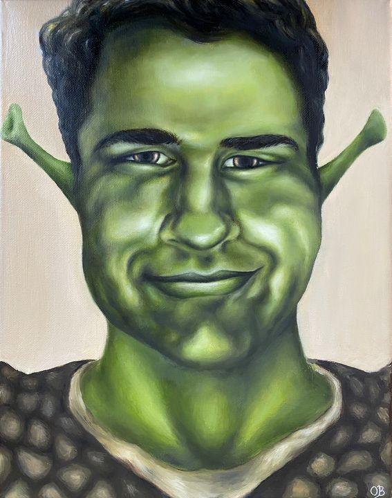 Shrek - Olivia Bradford