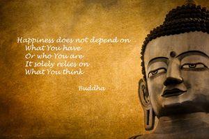 Buddha Quote I