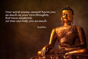 Buddha Quote III