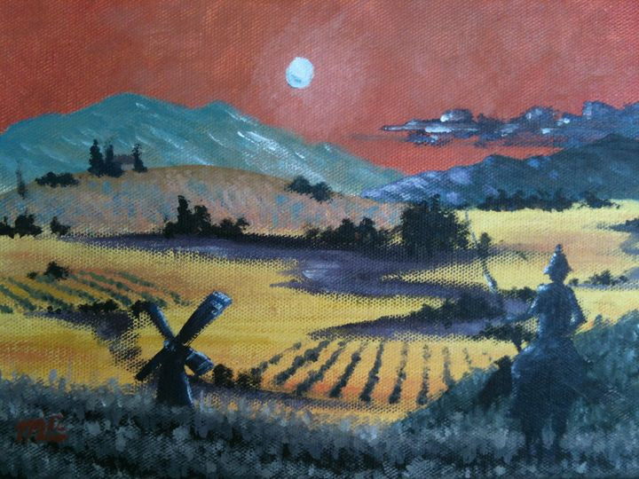 Don Quixote - Rising Sun Studio
