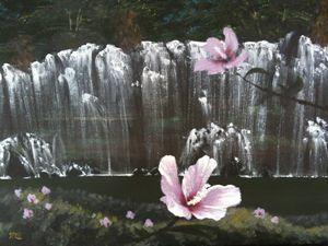 Eden Waterfall - Rising Sun Studio