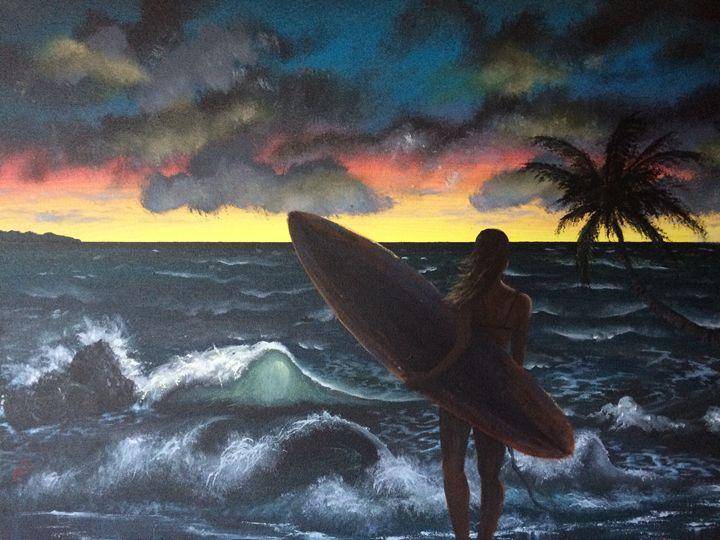 One More Surf Before I Go - Rising Sun Studio