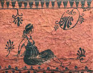 Akrotiri Goddess