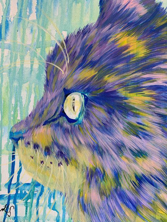 Color Cat - Nree