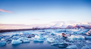 Jokulsarion Iceland
