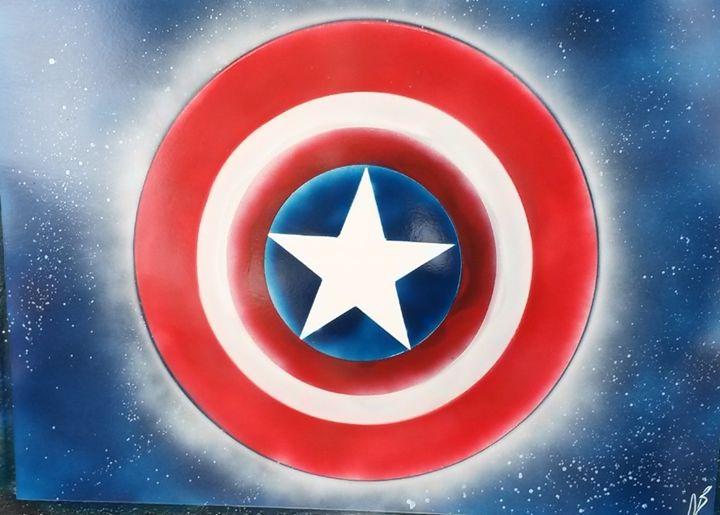Capt'n America - Nathan's Spray Monay