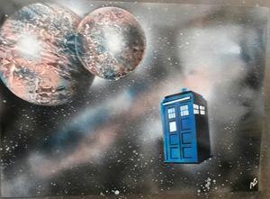 Dr. Who - Tardis