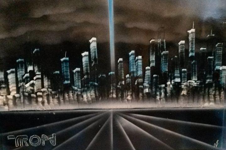 Tron - Nathan's Spray Monay