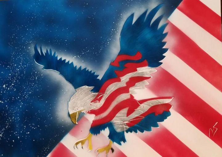 American Eagle - Nathan's Spray Monay