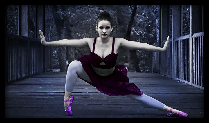 Ballerina - D. van Doorn