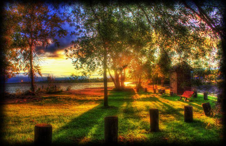 Ashland Sunrise - D. van Doorn