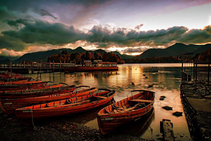 Boat Docks - D. van Doorn