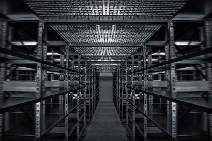 Industrial View - D. van Doorn