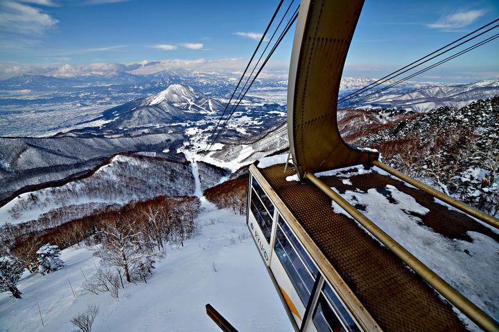 Mountain View - D. van Doorn