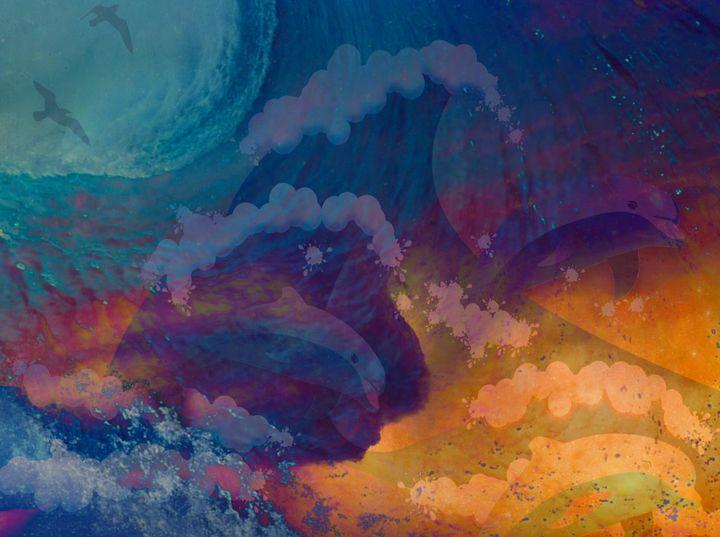 Milky Wave - D. van Doorn