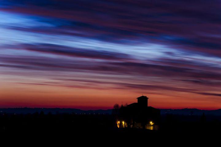 Vibrant Dawn - D. van Doorn