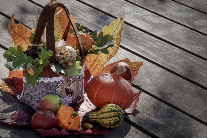 Autumn Decor - D. van Doorn