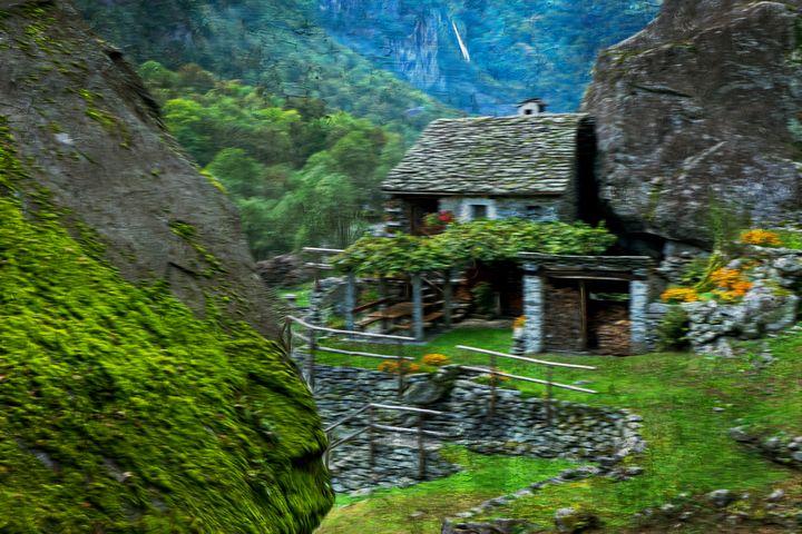 Rustic Home - D. van Doorn