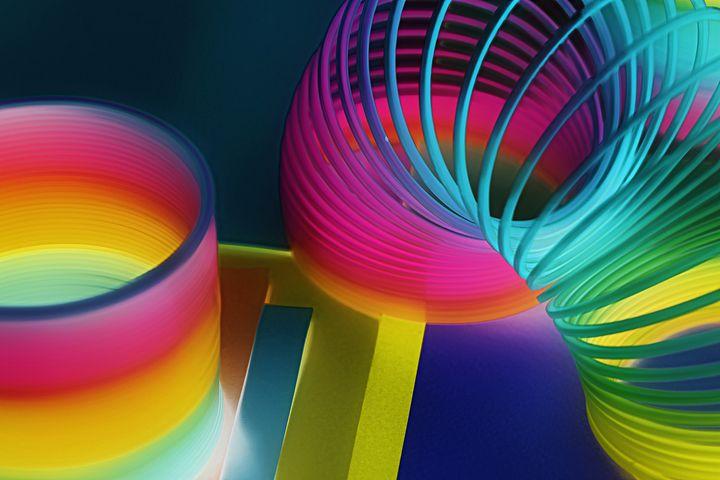 Slinky Art - D. van Doorn
