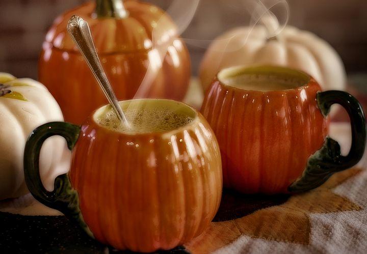 Pumpkin Spice - D. van Doorn