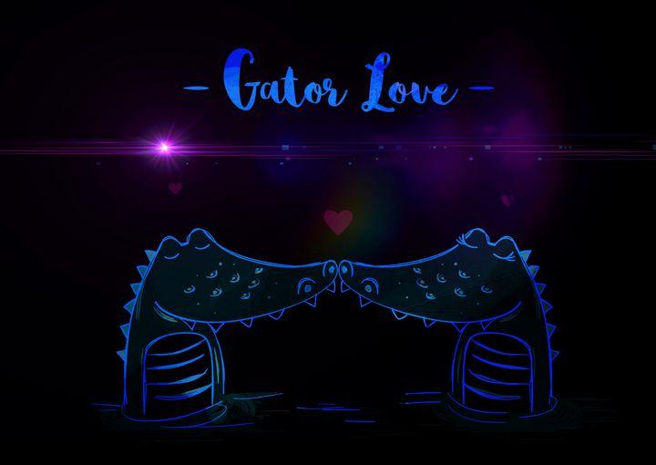 Gator Love - D. van Doorn
