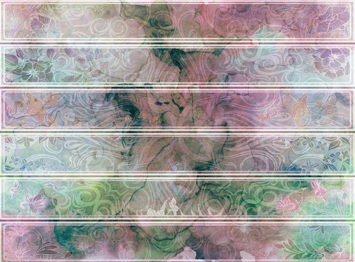Summer Abstract - D. van Doorn