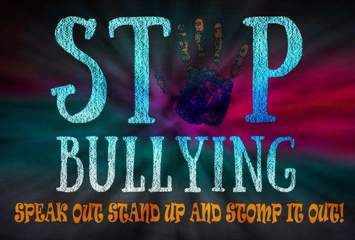 Stop Bullying - D. van Doorn