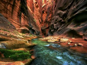 Canyon Stream