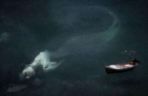 Napping Mermaid