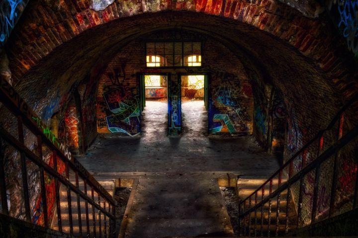 Lost Place - D. van Doorn