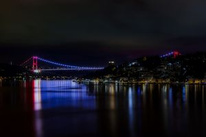 Cityscape Bridge