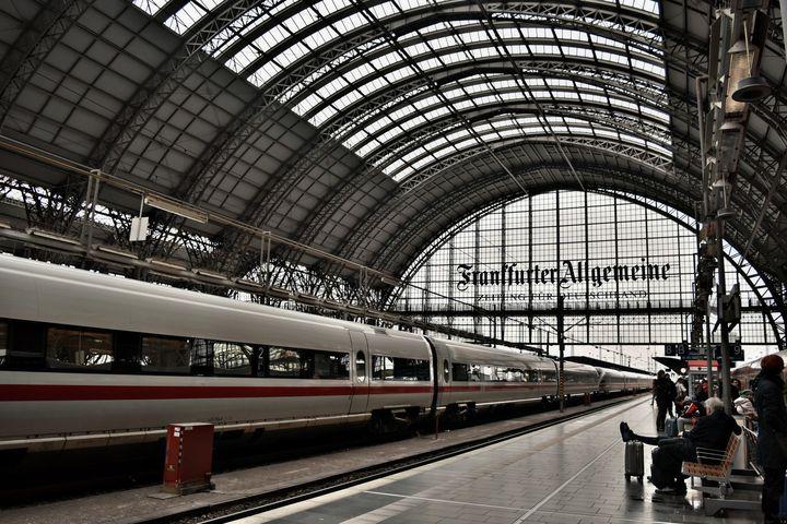 Germany Station - D. van Doorn