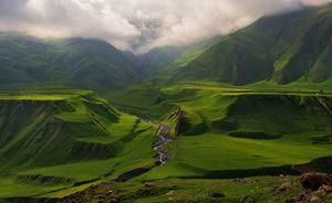 Caucasus Georgia