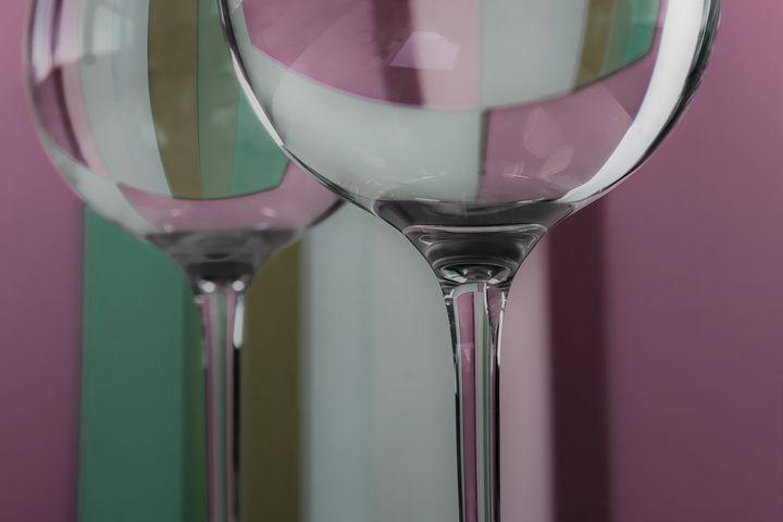 Glassware - D. van Doorn