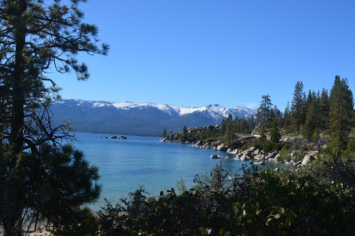 Beautiful Lake Tahoe - Denning Photo Art