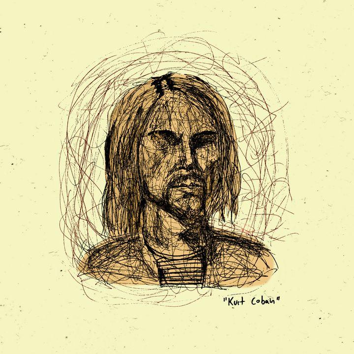 Kurt Cobain - Ryan Stark